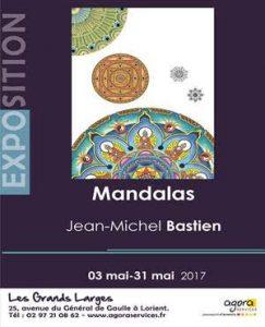 Les mandalas - Exposition @ Agora, Les Grands Larges   Lorient   Bretagne   France