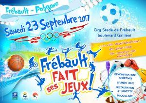 Fête du quartier @ City Stade Frébault
