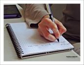 Atelier d'écriture - association les yeux fermés @ Centre Social du Polygone