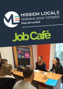 Job Café @ Centre Social du Polygone | Lorient | Bretagne | France
