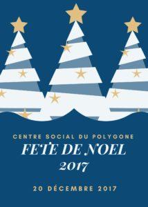 Fête de Noël @ Centre Social du Polygone