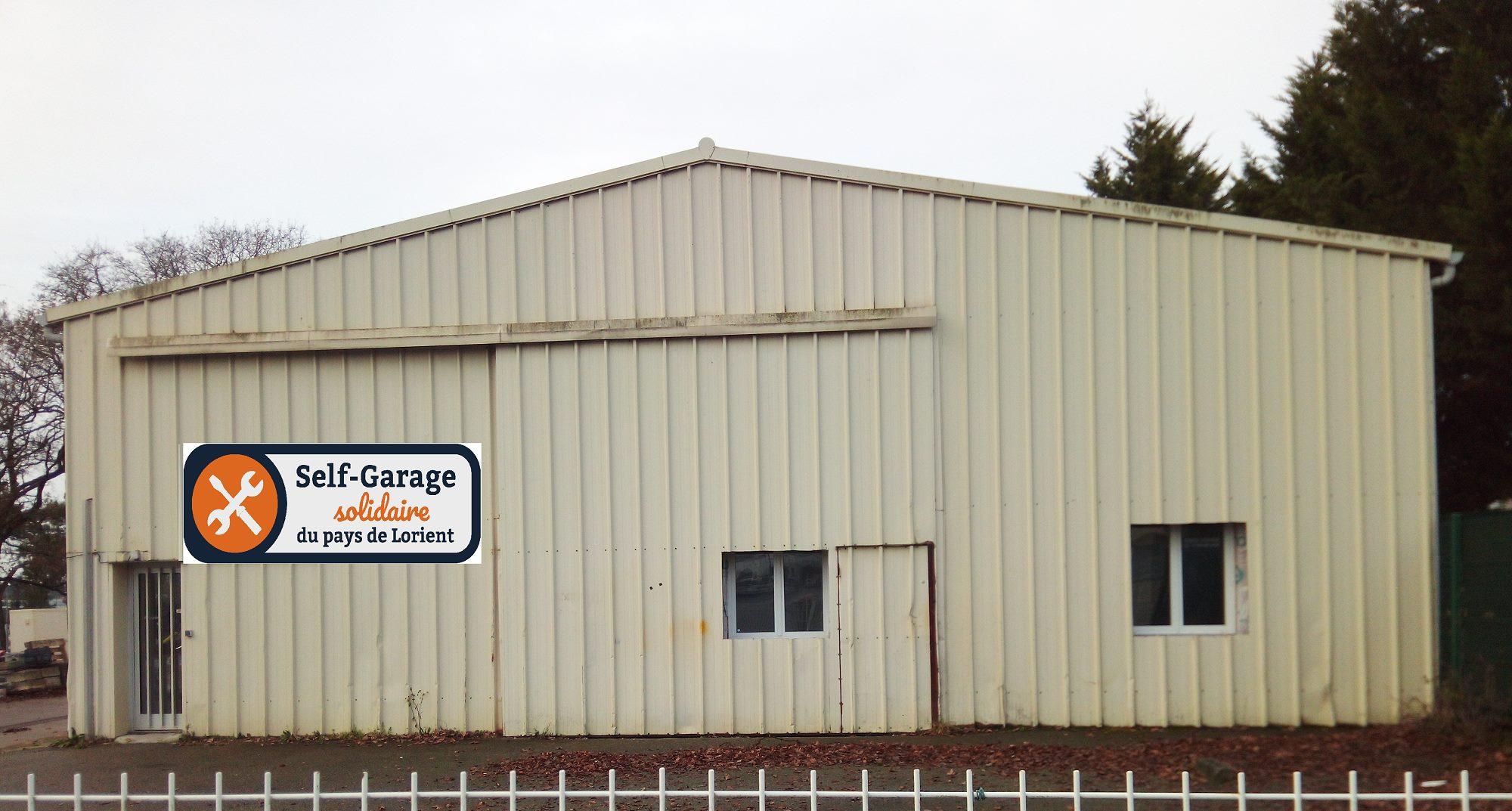 Un self garage solidaire au pays de lorient le kiosque for Garage solidaire lens