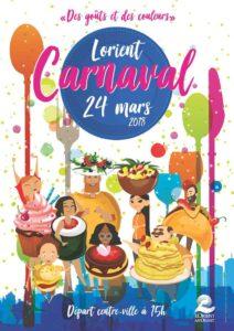 Le carnaval de Lorient - 2018