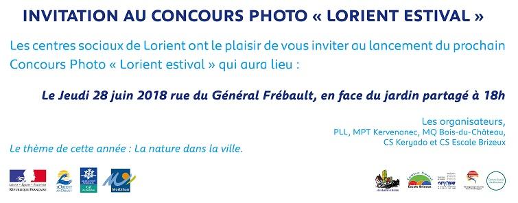 Lancement concours photo