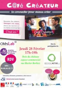 Café créateur - février 2019