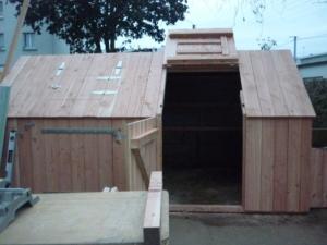 Inauguration du composteur