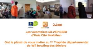 Trophée Silver Geek