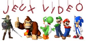 Initiation aux jeux vidéo