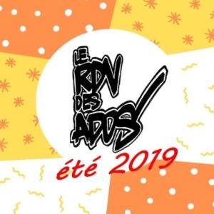 RDV des Ados - programme été 2019