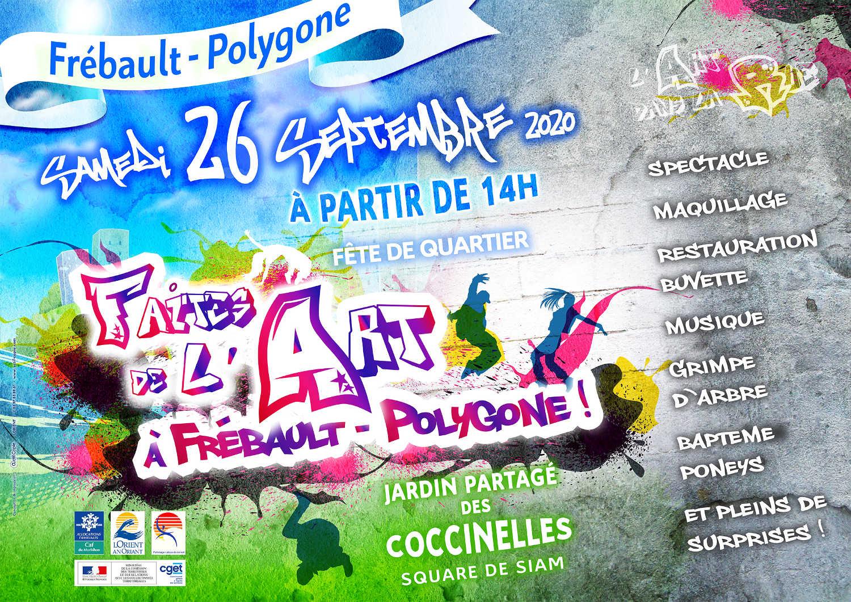 Fête de quartier @ Jardin partagé des coccinelles | Lorient | Bretagne | France